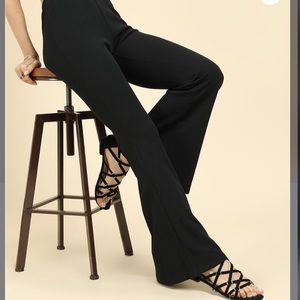 Suzanne Betro Bell Bottom Pants